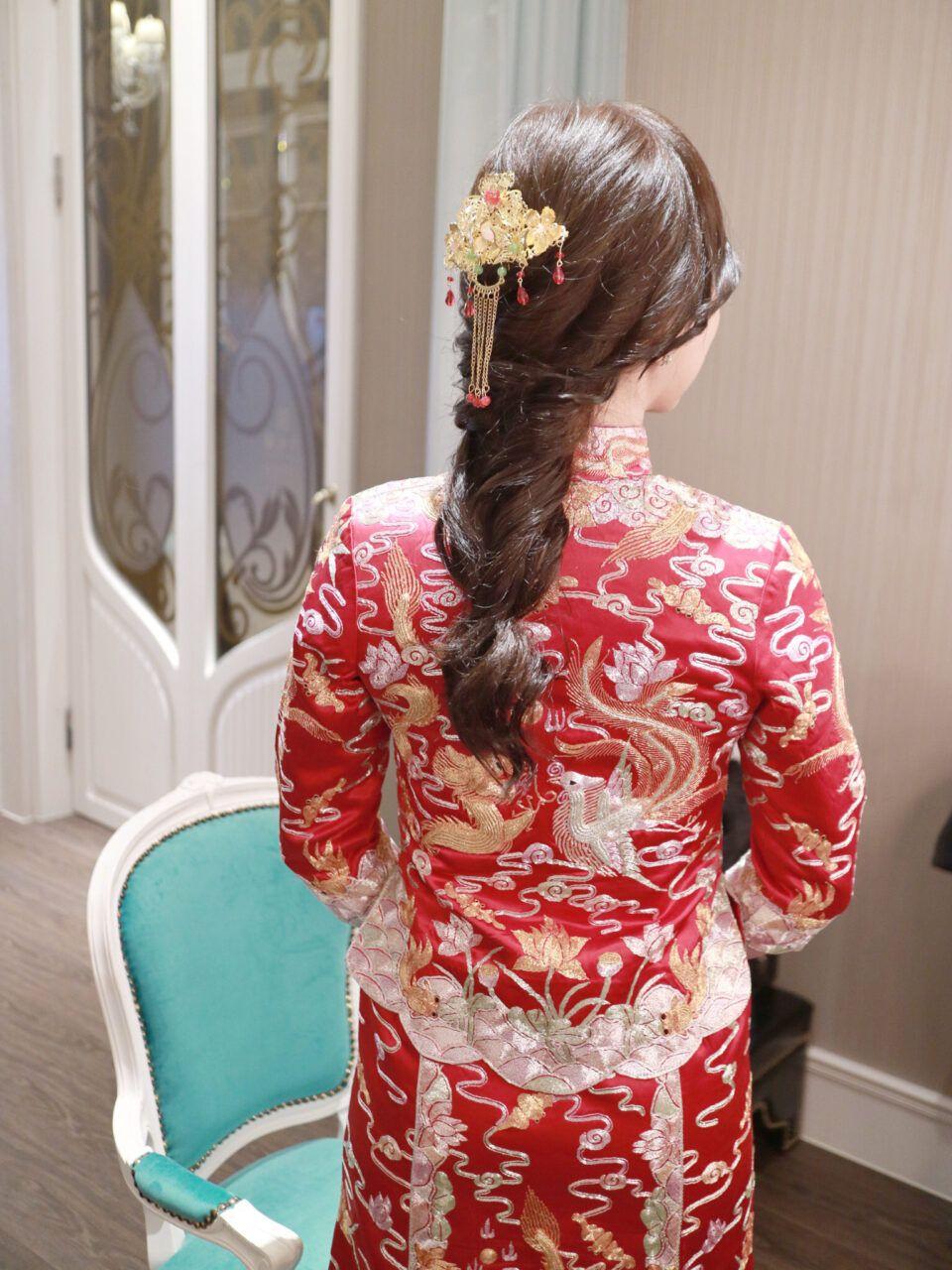 新秘   Jocelyn / 皇潮鼎宴禮宴會館