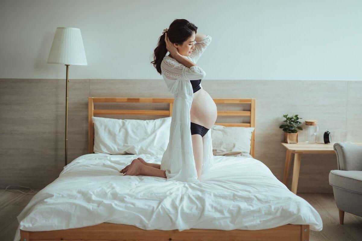 《孕婦》Misha / 台中。台灣