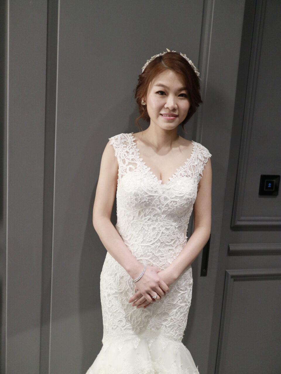 新秘 | Pei / 萊特薇庭 Light Wedding 飯店式宴會廳