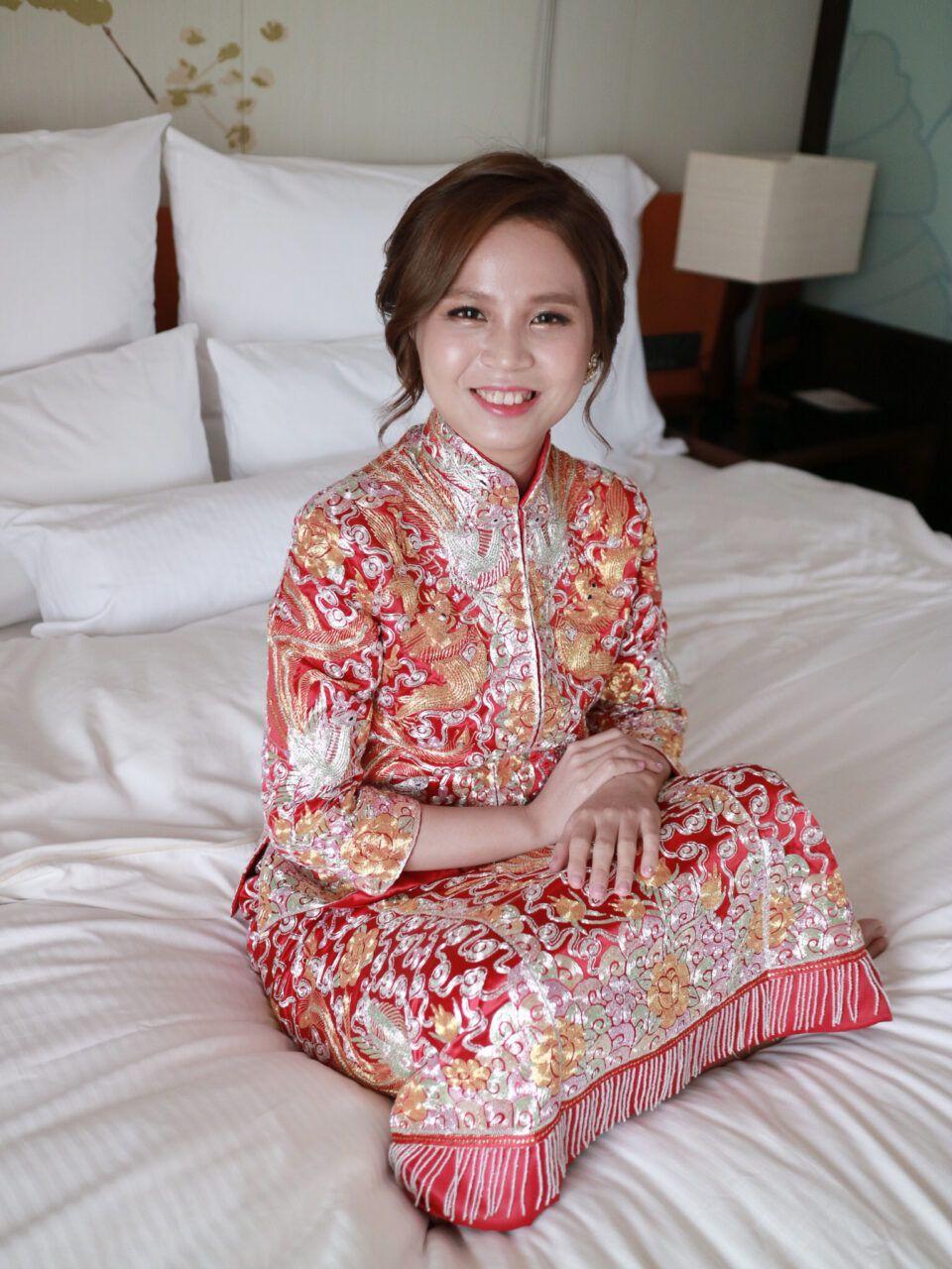 新秘 | Michelle / 台北威斯汀六福皇宮