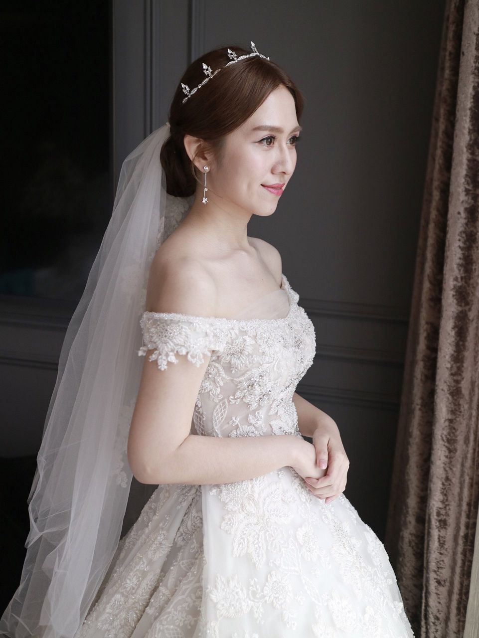 新秘 | 珊 / 萊特薇庭 Light Wedding 飯店式宴會廳