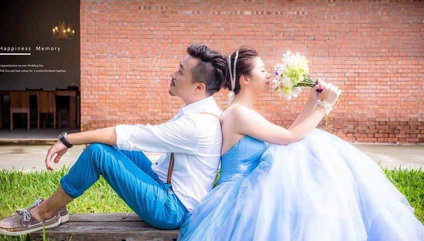 [新秘小淑] Ken&Vivi   自助婚紗