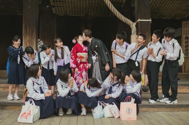 [新秘小淑] K&J | 日本。京都 (Kyoto)