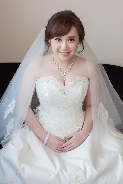 [婚宴造型] 瑋珍 | 台北。台北花園大酒店