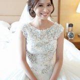 [婚宴造型] Umi | 台中。日月千禧酒店