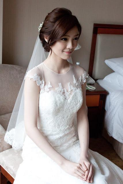 [婚宴造型] Yuting | 台中。心之芳庭