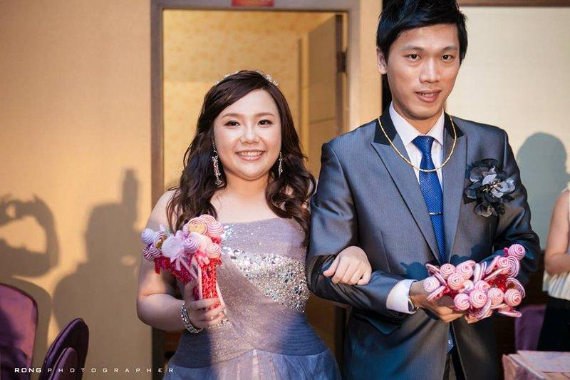 新娘 Sarah