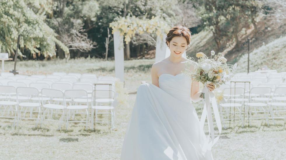 婚禮造型服務