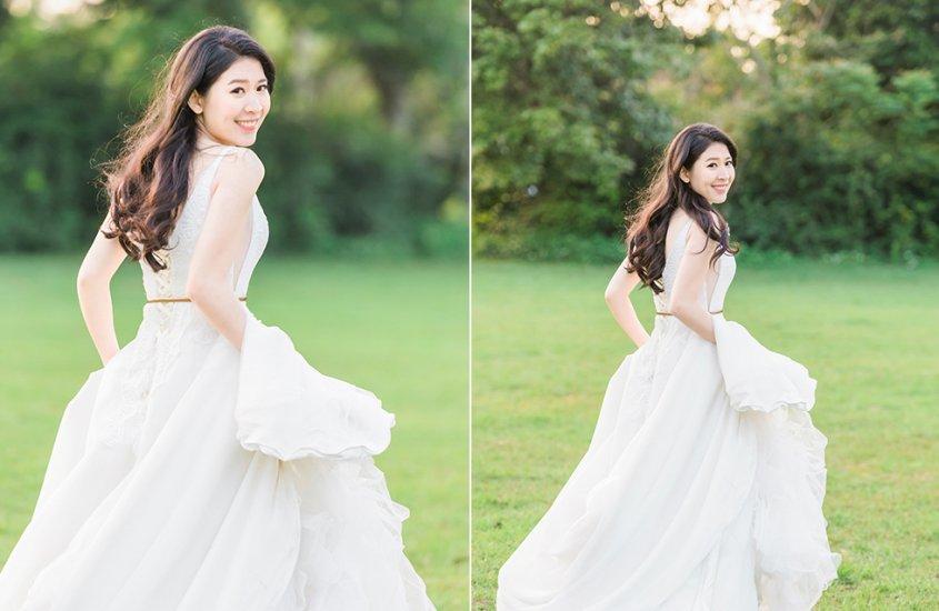 《婚紗》Z&Y / 台中。台灣