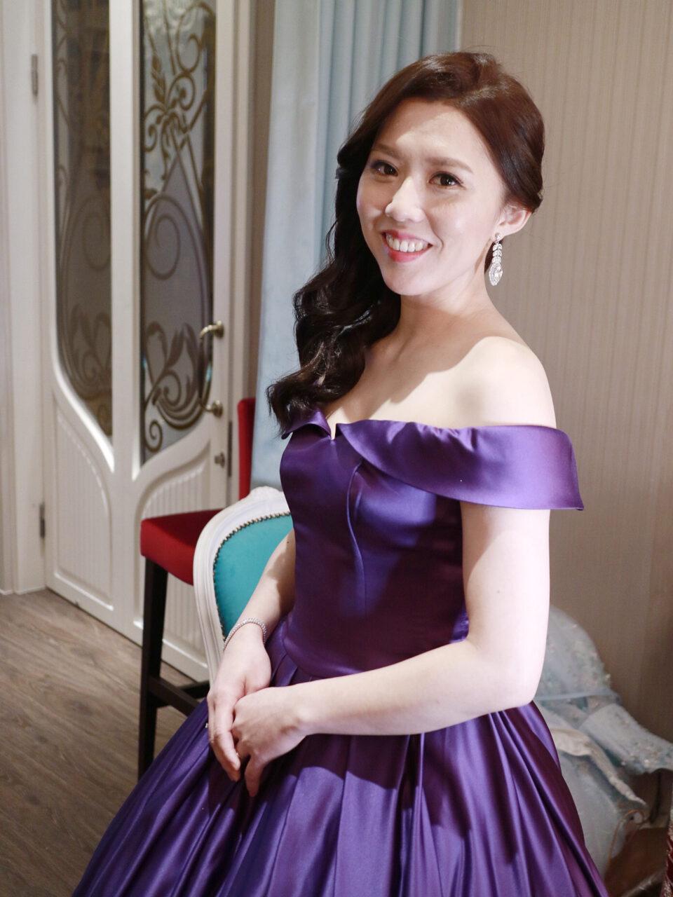 《新秘》Jocelyn / 皇潮鼎宴禮宴會館