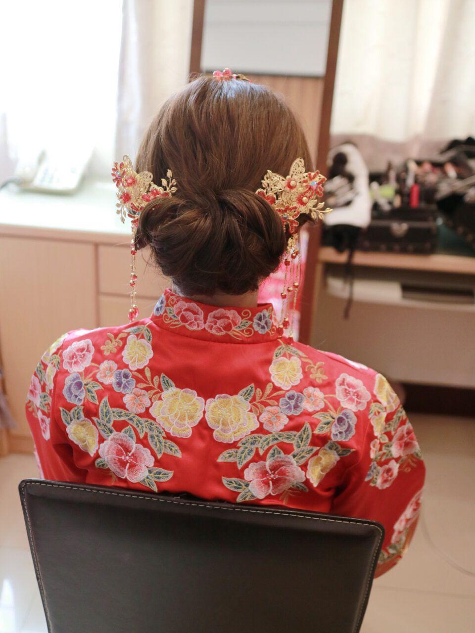 《新秘》萱 / 大里菊園日式料理婚宴會館