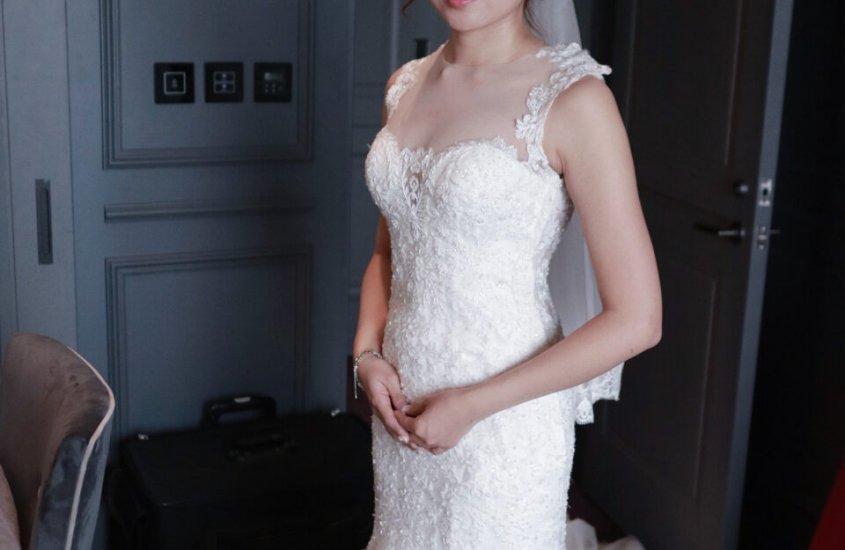 新秘   慧 / 萊特薇庭 Light Wedding 飯店式宴會廳