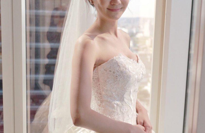 林酒店新秘 | Miki