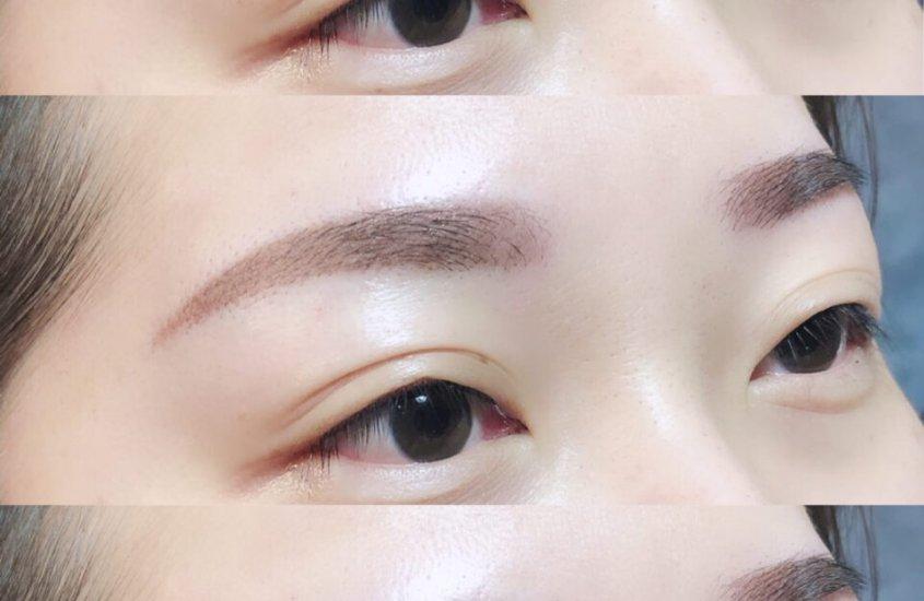 《霧眉眼線》Jamie / 台中西屯