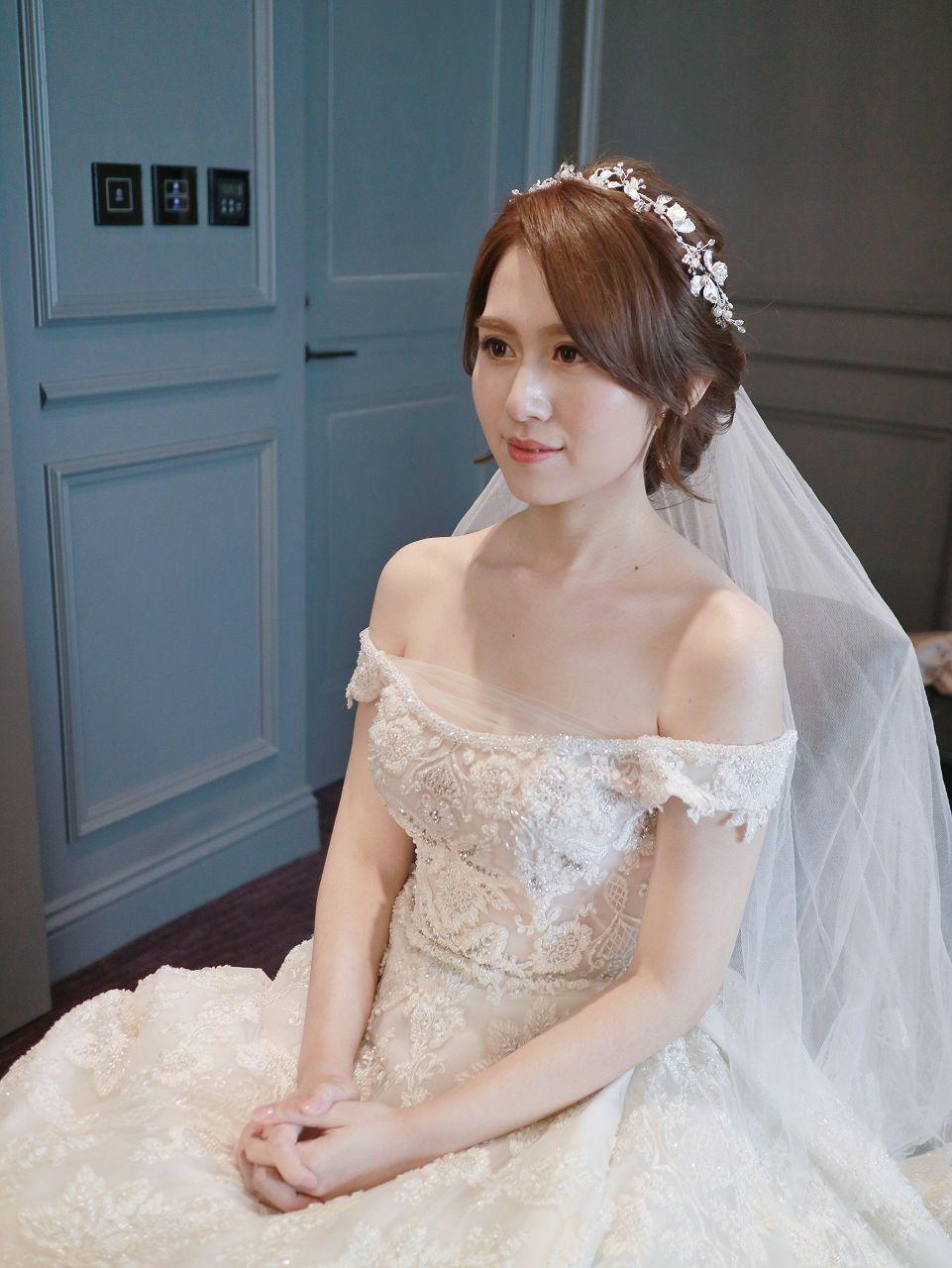 《新秘》珊 / 萊特薇庭 Light Wedding 飯店式宴會廳