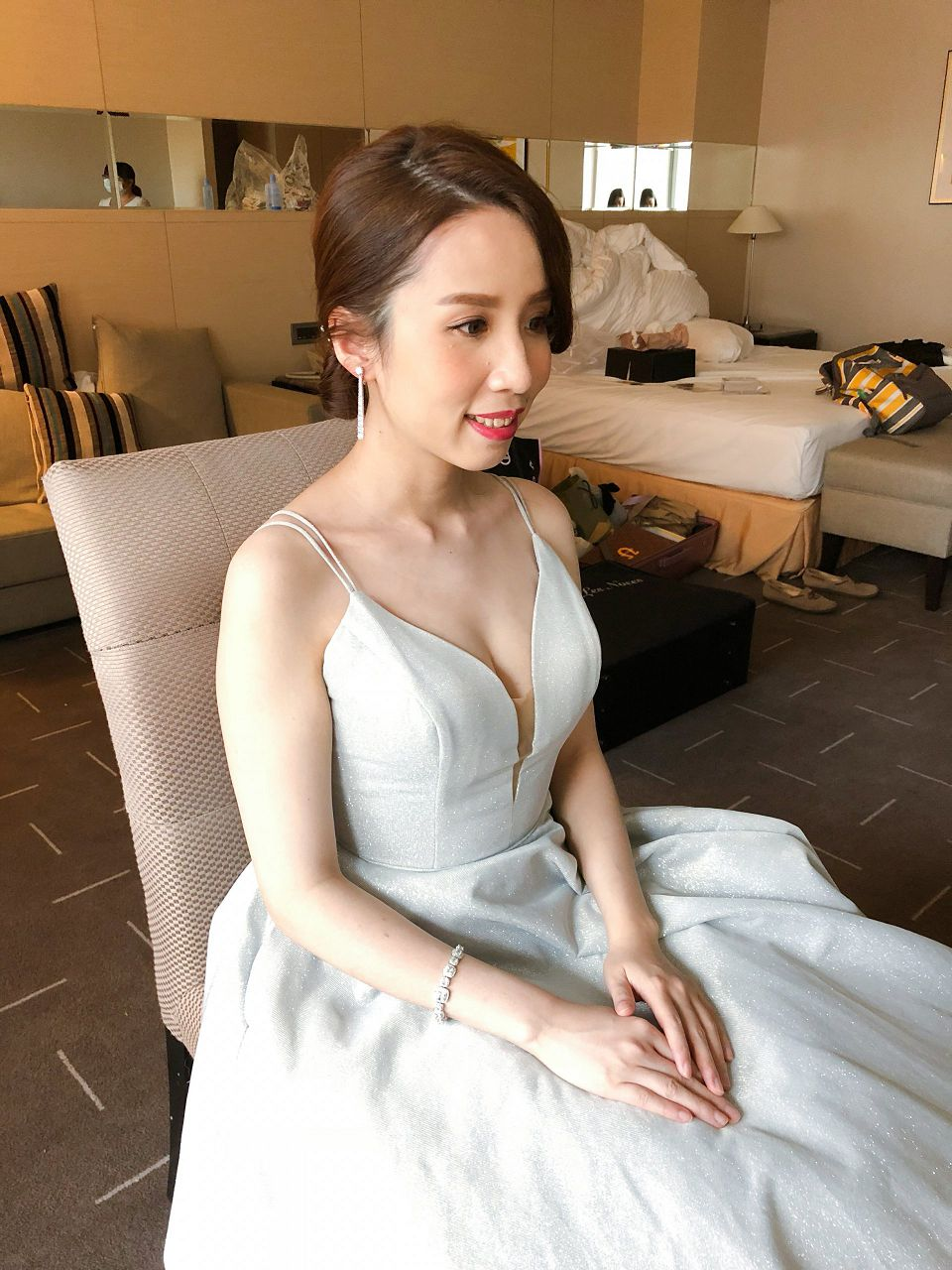 新秘 | Cindy / 永豐棧酒店大墩館