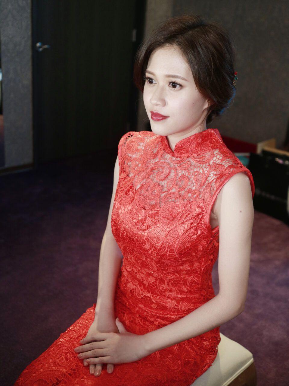 《新秘》萱 / 頤品大飯店