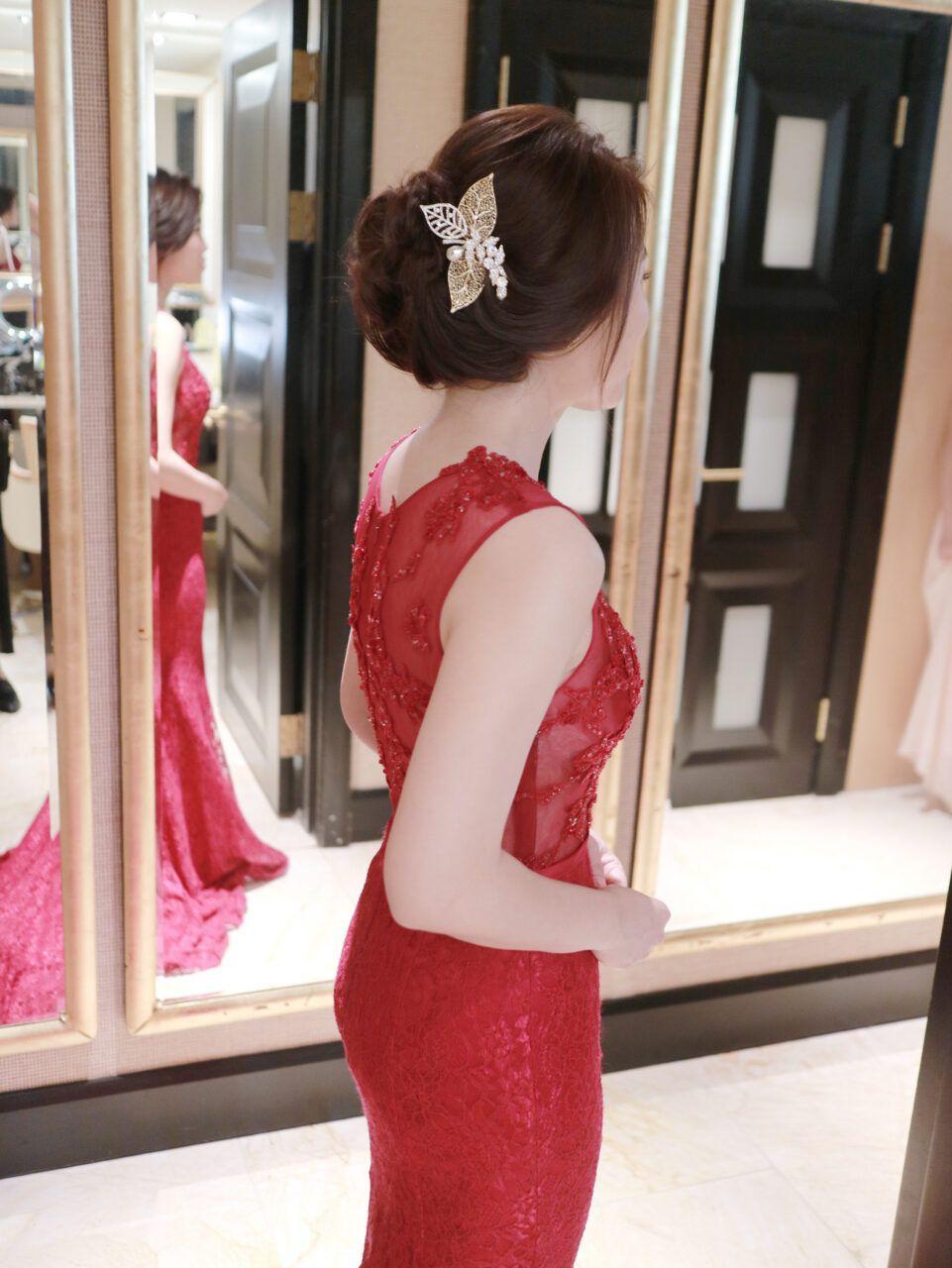 《新秘》Claire / 台中林皇宮