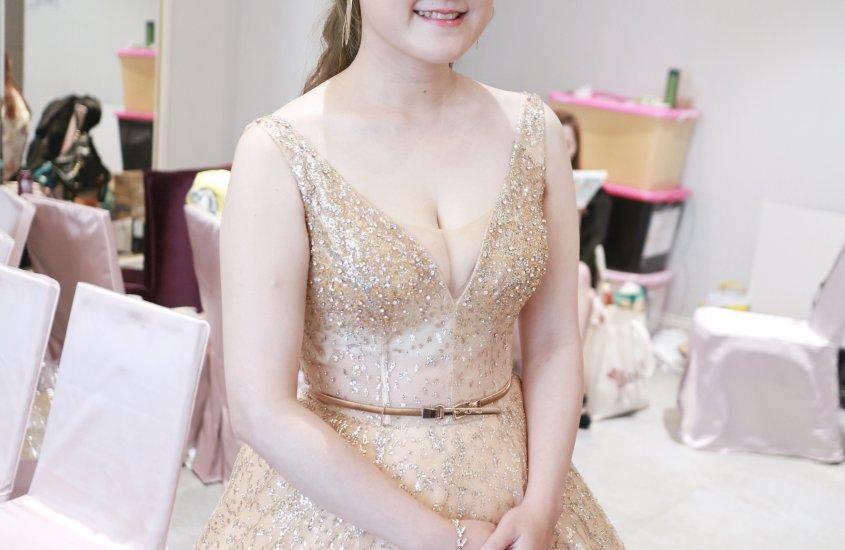 新秘 | 培 / 鉑宴婚宴會館